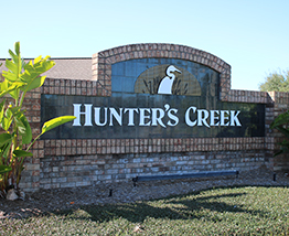 Hunter's Creek